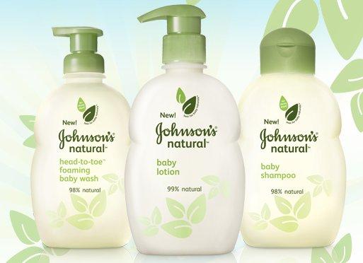 Johnson's Naturals