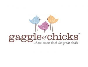 Gaggle of Chicks Logo
