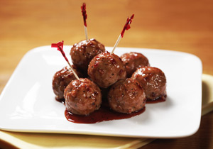 Mrs. Dash Appetizer Meat Balls