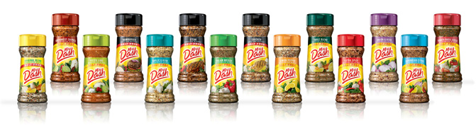 Mrs. Dash Seasoning Blends
