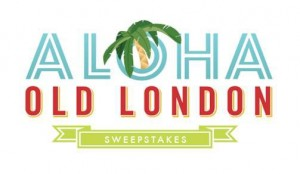 Aloha Old London Sweepstakes