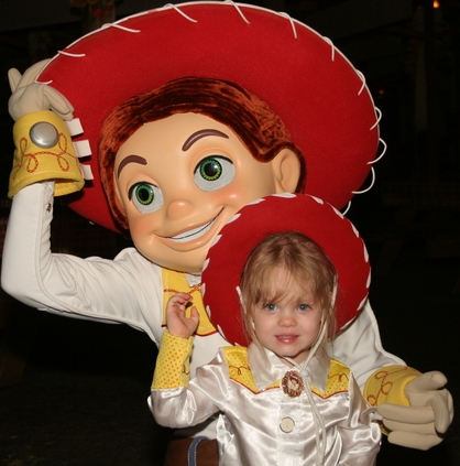 Jessie and Jessie Toy Story