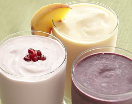Mountain High Yoghurt Smoothies